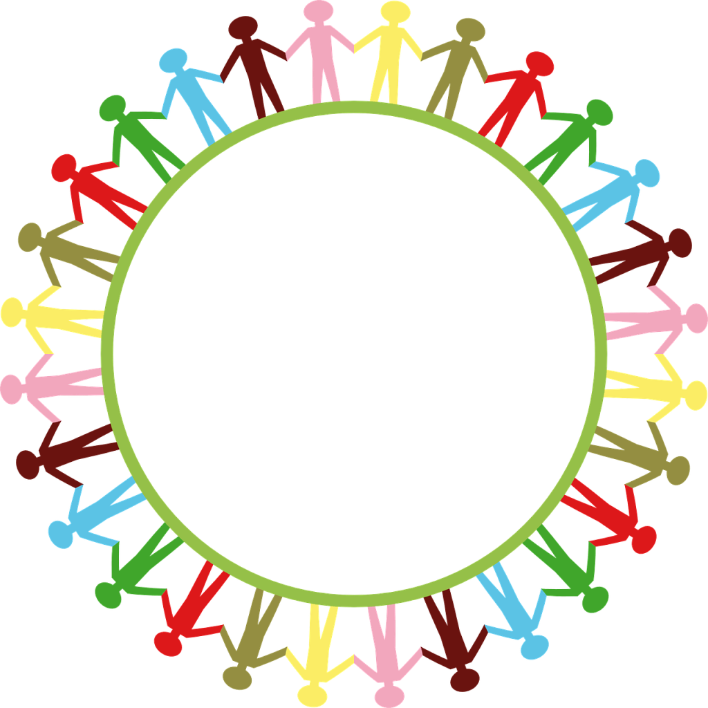 La coopération et la solidarité de tous les habitants de la terre